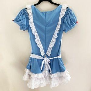 Legs Avenue Dresses - Legs Avenue Alice In Wonderland Costume
